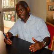 Thierno Diallo, membre du CA/CIRD